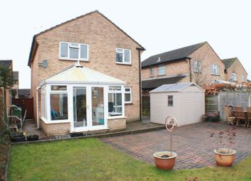 Thumbnail 4 bed detached house for sale in Whitebeam Road, Hedge End, Southampton