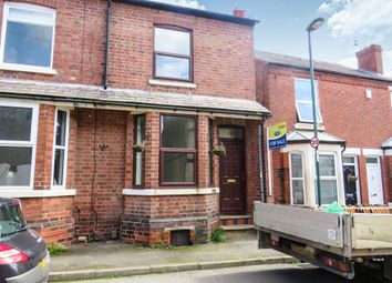 Thumbnail 2 bed end terrace house for sale in Belvoir Street, Mapperley Park, Nottingham