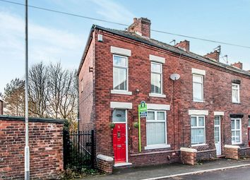 Thumbnail 2 bed terraced house for sale in Eleanor Road, Royton, Oldham
