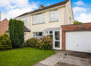 Thumbnail 3 bed semi-detached house for sale in Welsford Avenue, Wells
