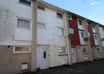 Thumbnail 4 bed town house to rent in Pine Court, Cumbernauld, North Lanarkshire