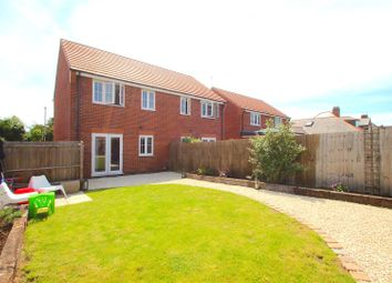 3 bed semi-detached house for sale in Barr Close, Enderby, Leicester LE19