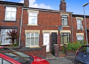 Thumbnail 2 bedroom terraced house for sale in Northwood Park Road, Northwood, Stoke-On-Trent