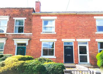 Thumbnail 2 bed terraced house for sale in Malvern Road, Worcester