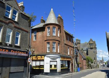Thumbnail 2 bed flat for sale in High Street, Maybole