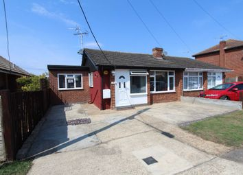 Northfalls Road, Canvey Island SS8. 2 bed semi-detached bungalow