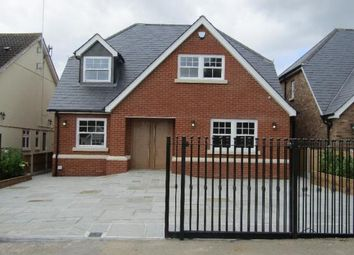 Thumbnail 6 bed detached house to rent in Thorndon Avenue, Brentwood, Essex