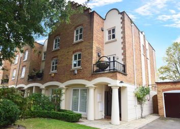 Thumbnail 4 bed end terrace house for sale in Herons Place, Isleworth