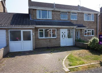 Thumbnail 3 bed semi-detached house for sale in Mark Avenue, Sleaford