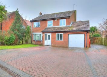 Thumbnail 4 bed detached house for sale in Martham Road, Great Yarmouth