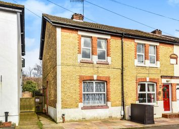Thumbnail 2 bed end terrace house for sale in Lyndale Road, Redhill