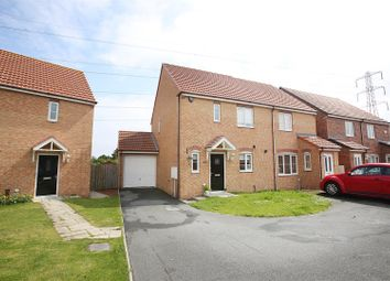 Thumbnail 3 bedroom semi-detached house for sale in Bayfield, West Allotment, Newcastle Upon Tyne