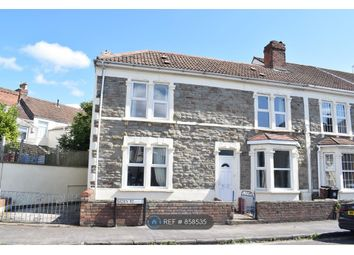 Thumbnail 3 bed end terrace house to rent in Baden Road, St. George, Bristol
