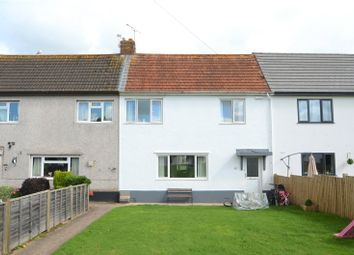 Thumbnail 3 bedroom terraced house for sale in Exon Buildings, Exeter Road, Cullompton, Devon