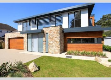 Thumbnail 4 bed detached house to rent in Nairn Road, Canford Cliffs, Poole