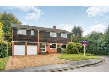 Thumbnail 5 bed detached house for sale in Oak Close, Oakley