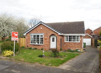 Thumbnail 3 bed detached bungalow for sale in Pocklington Crescent, Winthorpe, Newark
