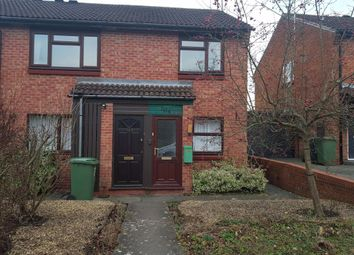 Thumbnail 2 bed maisonette to rent in Rangeworthy Close, Headless Cross, Redditch