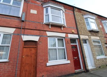 Thumbnail 2 bedroom terraced house to rent in Bassett Street, Leicester