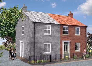 3 bed semi-detached house for sale in North Street, Crowle, Scunthorpe DN17