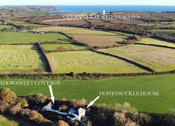 Thumbnail 5 bed detached house for sale in White Lane, Philleigh, Truro