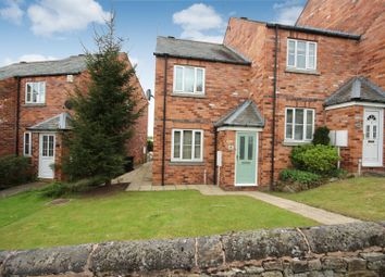 Thumbnail 2 bed end terrace house for sale in Church Street North, Old Whittington, Chesterfield