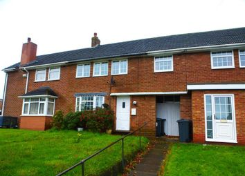 Thumbnail 2 bed terraced house to rent in Wychbury Road, Bartley Green, Birmingham
