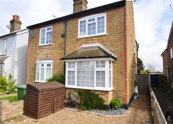 Thumbnail 3 bed semi-detached house for sale in Cambridge Road, Walton-On-Thames, Surrey