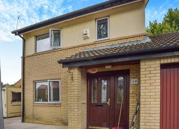 Thumbnail 3 bedroom detached house for sale in Arlott Crescent, Oldbrook, Milton Keynes