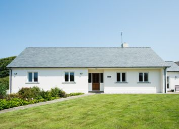 Thumbnail 4 bed detached bungalow for sale in Goat Street, St. Davids, Haverfordwest