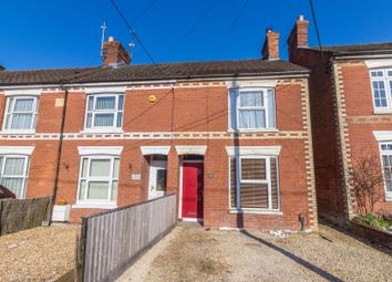 3 bed end terrace house for sale in Old Winton Road, Andover SP10