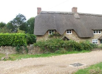 Thumbnail 2 bed cottage to rent in Buckland, Faringdon