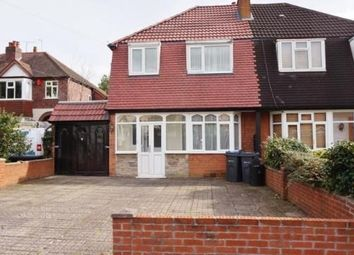 Thumbnail 3 bedroom semi-detached house for sale in Epwell Grove, Kingstanding, West Midlands, Birmingham