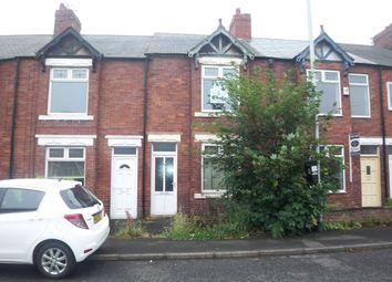 Thumbnail 1 bed flat for sale in Victoria Terrace, Bedlington