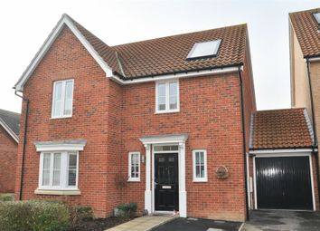 Thumbnail 4 bed detached house for sale in Chaplin Mews, Witham, Essex
