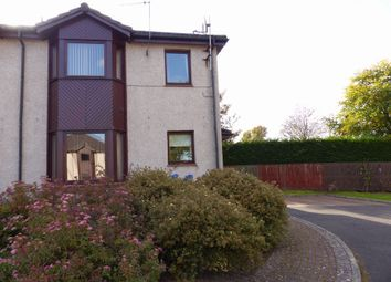 Thumbnail 2 bed semi-detached house to rent in Lammeruir Gardens, Perth