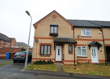 Thumbnail 3 bedroom end terrace house for sale in Ireland Road, Ipswich