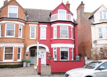 Thumbnail 5 bedroom semi-detached house for sale in Ranelagh Road, Felixstowe