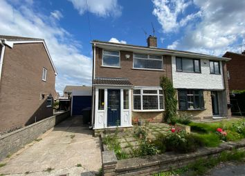 Thumbnail 3 bed semi-detached house for sale in Crispin Drive, Gleadless, Sheffield