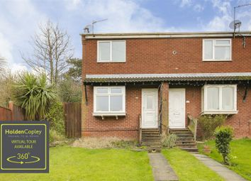 Thumbnail 2 bed end terrace house for sale in Fairmead Close, Mapperley, Nottinghamshire