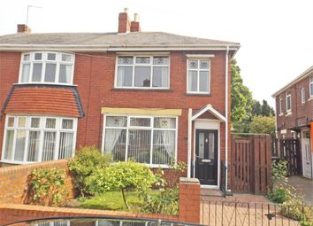 Thumbnail 2 bed semi-detached house for sale in Highbury Place, North Shields, Tyne And Wear