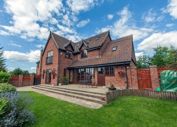 Thumbnail 5 bedroom detached house for sale in Main Road, Ansty, Coventry