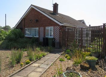 Thumbnail 3 bed bungalow for sale in Westfields, Narborough, King's Lynn, Norfolk
