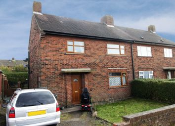 Thumbnail 3 bed semi-detached bungalow for sale in Littlemore Lane, Alfreton, Derbyshire
