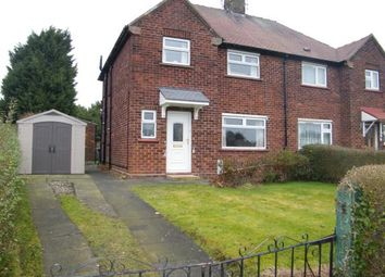 Thumbnail 3 bed semi-detached house for sale in Acacia Crescent, Crewe, Cheshire, England