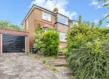 Thumbnail 3 bedroom semi-detached house for sale in Westfield Avenue, Sanderstead, South Croydon