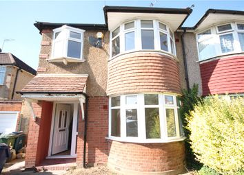 Thumbnail 3 bed end terrace house to rent in Worple Close, Harrow