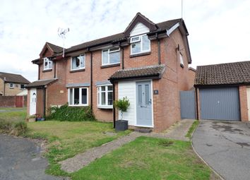 3 bed semi-detached house for sale in Monks Place, Totton SO40
