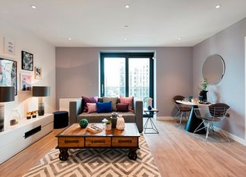 Thumbnail 3 bedroom flat for sale in Olympic Way, Wembley