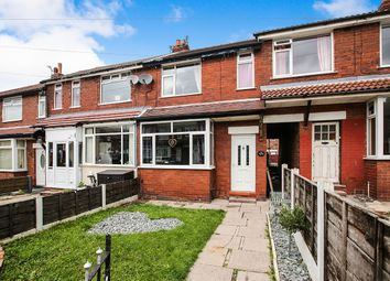 Thumbnail 3 bedroom detached house for sale in Gwenbury Avenue, Stockport, Cheshire